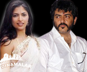 Parvathy omanakuttan to pair with Ajith in Billa-2