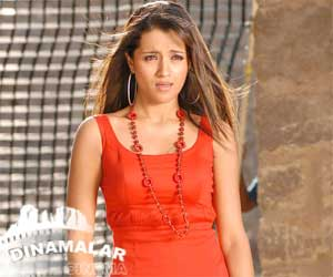 Trisha warned kerala actress