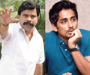 Title trouble for Siddharth and power star
