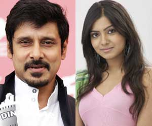 Samantha to pair with vikram