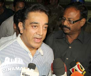 Kamalhassan team up with Lord of the Rings producer