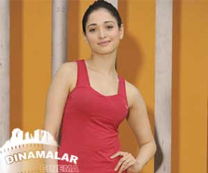 Tamanna decides to get support from tamil industry