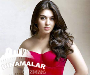 Swimsuit for the No Hansika