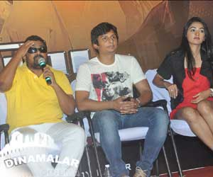 Mysskin on mugamoodi press meet
