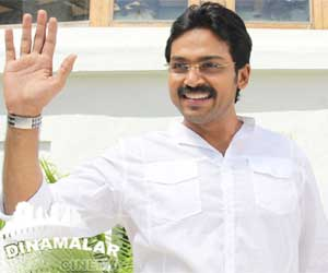 Saguni is not flop flim says karthi