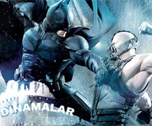 The Dark Knight Rises soars at box office‎