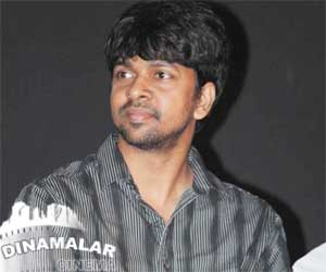 madhan karky so busy in Cinema