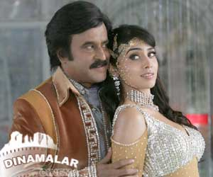 Rajinis first 3d movie is Sivaji