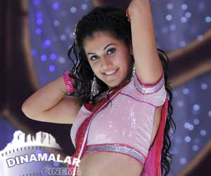 slim tapsee to be a fat tapsee