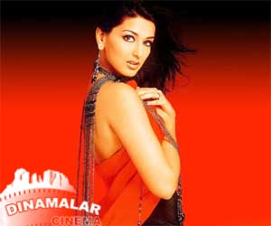 sonali bendre under trouble