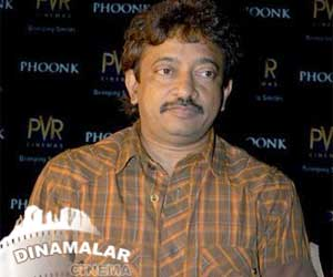 Bharat Shah files complaint against RGV