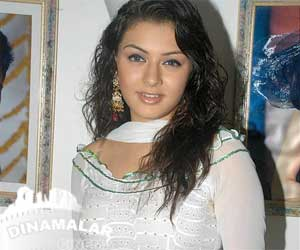 Hansika to settle in chennai