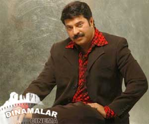 Case filed against mammootty
