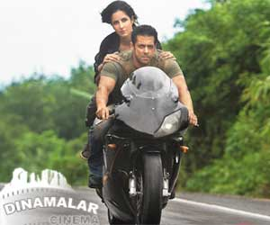 Salman khans Ek tha tiger box office collection