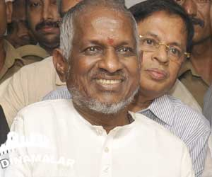 Ilayaraja replies why he cant hosting music program