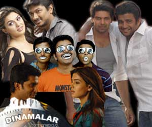 Tamil Cinema enters 100th film in 2012: Special Report