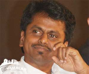 I wants to become a politician says A.R.Murugadoss