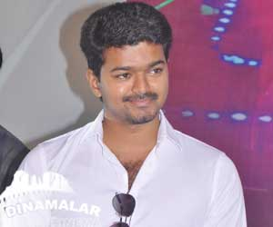 I will never act in other languages says vijay