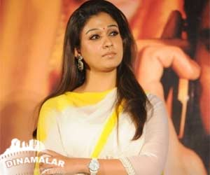 Nayanthara wants to pair with kamal
