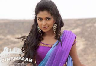 Amala Paul hiding over media