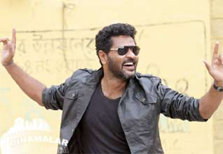 Prabhudeva to tribute Michael jackson