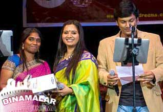 Super Singer 2012 in the US!