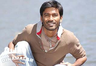 Dhanushs Mariyaan team waiting
