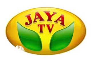 New program in Jaya t.v.