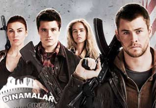 Hollywood Red dawn movie in tamil