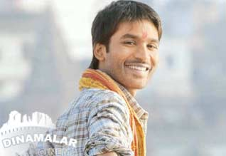 Rajini can only do it says dhanush