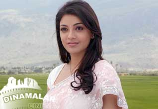 Hansika gives shock to kajal agarwal