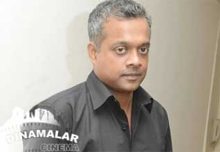 Directors makes anger for gautham menon