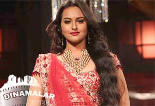 I am soft character says sonakshi sinha
