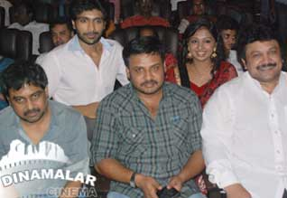 Kumki Team celebrates Kumki success