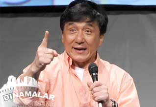 I am not like tamil heros says jackie chan