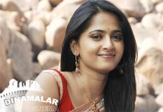 Anushka upset with telugu film industry