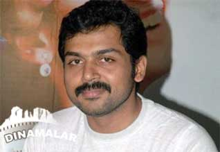 karthi next with attakathi director ranjith