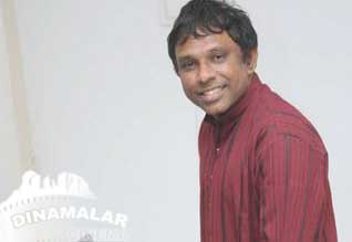 Music director ramesh vinayagam gives shape to Music