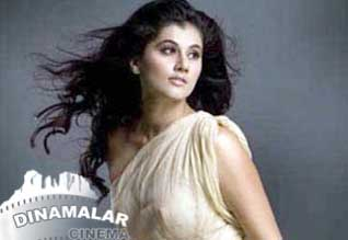 Cine gossips about tapsee
