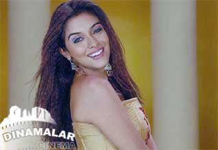 Asin backs to kollywood