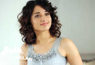Tamanna is the top heroine