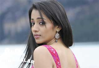 Trisha in telugu movie rum