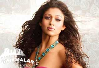 Nayanthara gets Confessionary