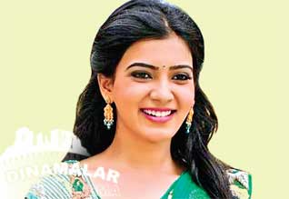 I will acting Shankars film Samantha!