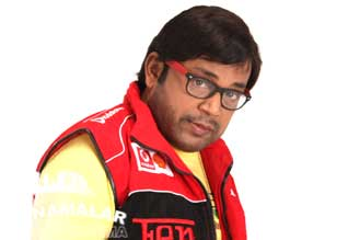 thampi ramiya in uoo film hero!