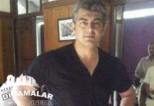 Title ok for Ajith film