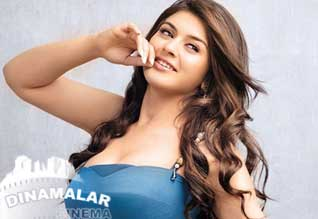 Hansika gives importance to comedy