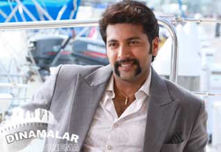 Mafia role for Jayam ravi