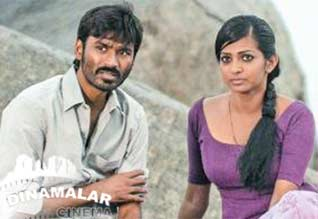 Parvathy praises Dhanush