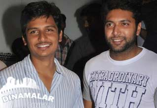 Jananathans next film thooku thandanai with jayam ravi and jeeva